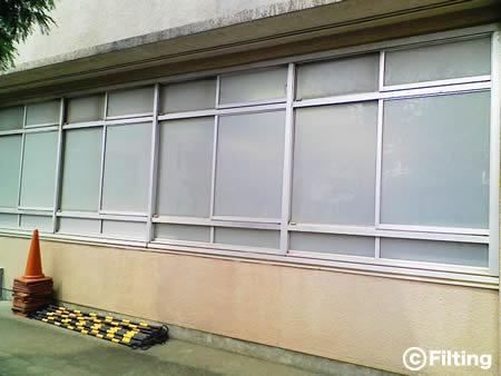 学校教室 ミルキーホワイト